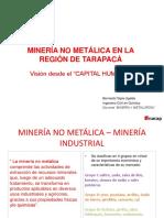 Minería No Metálica Excelente