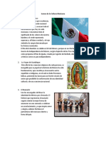 Iconos de La Cultura Mexicana