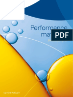 Properties of Surfactants - Seppic - Index Performance Materials
