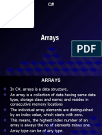 CHP 05 Arrays