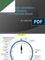 Informacion Genomica y Proteomica