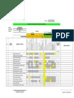 Formato de Compromisos y Evaluación Docentes Academia