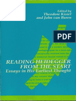 Kisiel, Theodore & van Buren, John (Eds.) - Reading Heidegger from the Start.pdf