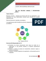 Organización Del Recurso Humano y Organigrama General de La Empresa (2)