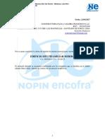 (NopinEncofra) CONSTRUCTORA PVF S.a.C._precio Por Partida