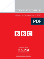 Direct Rices Editoriales BBC