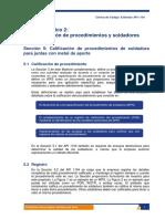 CALIFICACIÓN DE PROCEDIMIENTO DE SOLDADURA