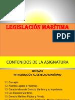 Legislacion. Maritima SAGIA 1