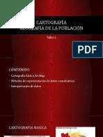 CARTOGRAFíTaller 1