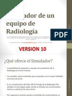 Presentacion de Simulador de Equipo de Rx