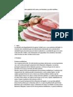 Tranformacion de La Carne