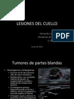 Cuello Masas y Linfonodos pdf