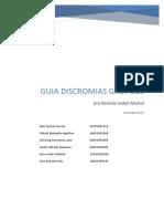 8 Discromias
