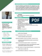 Curriculum Vitae Actualizado 6