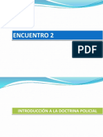 Tema 2 Curso Doctrina