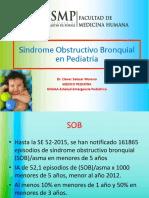 Clase 10 SOB y Asma en Pediatria