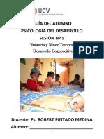 Guia Del Alumno Sesion 5_Infancia y Niñez Temprana