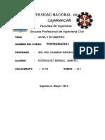 Altimetria y Nivelacion - Copia - Copia - Copia
