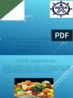 Codex Alimenticios