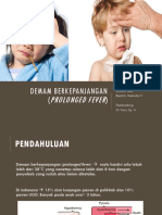 Prolonged Fever Referat Anak by Fixxx Banget