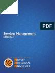 Dmgt522 Services Management