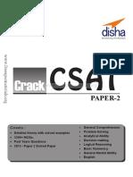 csat book