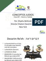 Conceptos Hebreos 48 Diezmo Tzedaka 2