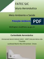 Poluiçao Ambiental e Atmosferica