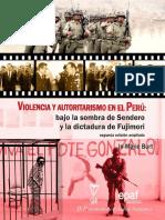 Violencia y autoritarismo en el Perú