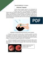 Aula 01 (19-04-2016) - Estenose Traqueal.pdf