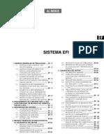 Sistema Efi Diagrama Ecm de Daihatsu Terios