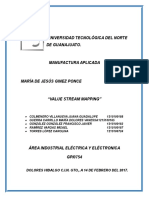VALUE STREAM MAPPING.docx