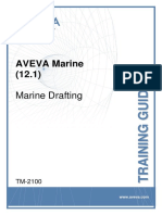 TM-2100 AVEVA Marine (12.1) Marine Drafting Rev 4.0
