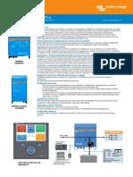 Ficha Técnica Inversor Victron 24-1600-40