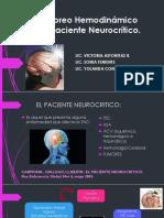Monitoreo Hemodinamico en El Neurocritico