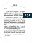 Anderson letter