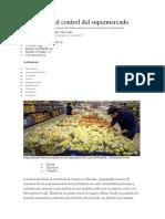 Batalla Por El Control Del Supermercado 08 03 2015
