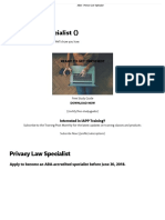 ABA - Privacy Law Specialist.pdf