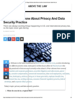 10 Things To Know About Privacy And Data Security Practice _ Above the Law.pdf