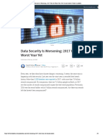 Data Security is Worsening_ 2017 Was the Worst Year Yet _ Daniel Solove _ Pulse _ LinkedIn