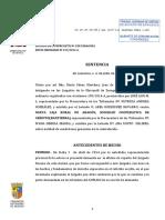 15.05.05 ST JM 2 Zgz (159-14) Clausula Suelo 1 -Cuantia Procedimiento.