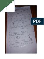 UKG - Practice Sheet