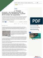 Experto Descubre Linajes Ocultos de Moriscos Que Se Quedaron en Andalucía, A Pesar de La Orden de Expulsión
