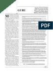 Ask the Guru - PostScript