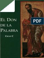 ALAIZ, A., El don de la palabra. Ciclo C, PS, 2003.pdf