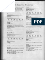 DnD Beasts Guide