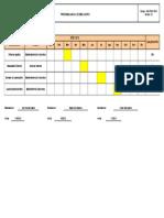 Programa de Simulacros V02-MANTENIMIENTO-2012