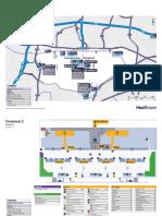 Heathrow T2 Map