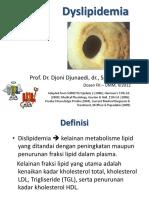 Prof Djon Dislipidemia