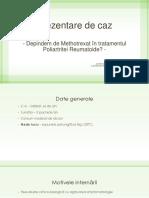 Prezentare de Caz (1)